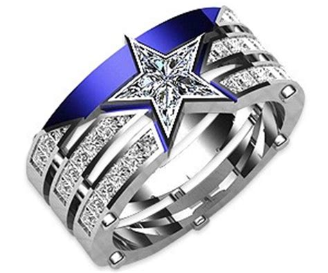 Captain America Ring  Buy This Bling. Sandcast Wedding Rings. Fashionable Rings. Card Wedding Rings. Sacred Wood Engagement Rings. Military Wedding Rings. Brass Rings. Big Oval Diamond Engagement Rings. Phoenix Engagement Rings