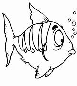 Fishing Rod Coloring Clip Clipart Cartoon sketch template