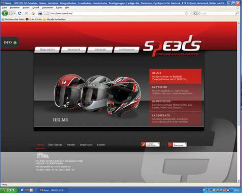 Homepage Zubehör by Speeds Mit Neuer Homepage Atv Magazin