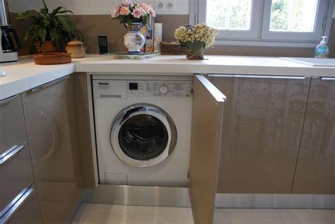 machine a laver dans la cuisine superb machine a laver dans la cuisine 3 ju0027aménage