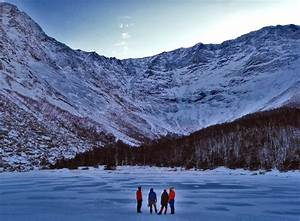 America Out of the Box: Katahdin in Winter