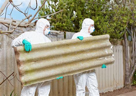 removing asbestos jims