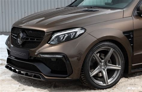 Perhaps the most valuable trait of the new gle. Mercedes-Benz GLE Wagon INFERNO - BROWN / TopCar
