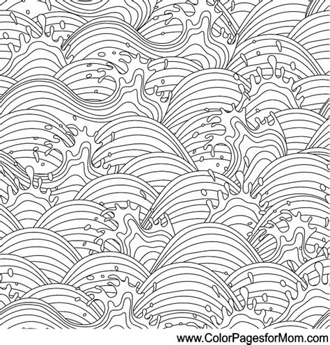 vacation coloring page