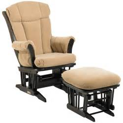 dutailier wood glider chair 908 series