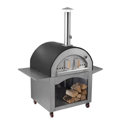 alfresco chef milano dark copper pizza oven socal