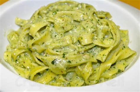 tagliatelle with provencal pistou recipe dishmaps
