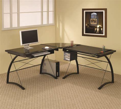 large l shaped desk ikea modern corner computer desk design ideas for home office