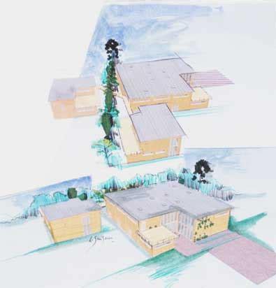 un jour ailleurs siege social bimedia le futur siège social tout en bois gt habitat