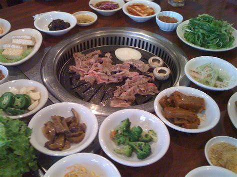 cuisine barbecue chosun bbq custom gospel bbq