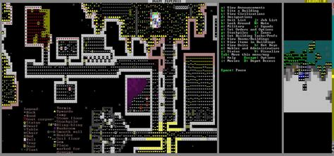 Dwarf Fortress  Fortress Mode  The Best Indie Game