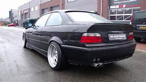 Bmw E36 M3 380hp Race Exhaust System Brutal Sound By