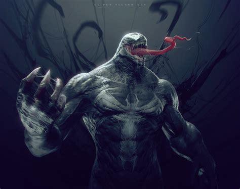 Sinister Venom Art By Ljabli Salim — Geektyrant