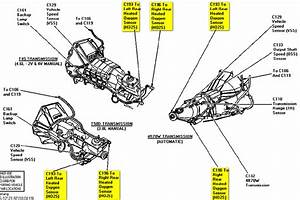 97 Mustang Base V6 Where Are The Heated Oxygen Sensors Located Is There A Diagram I Could Look