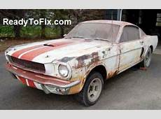 1967 Eleanor Mustang