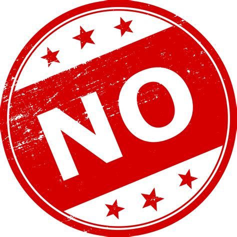 8 Yes No Stamp (PNG Transparent) | OnlyGFX.com