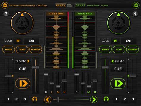 ipad mixing desk app kvr digital 1 audio releases dj dex dj mixing app for ipad