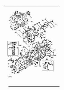 R380 Gearbox  Manual
