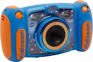 vtech kinder digitalkamera kidizoom duo blau
