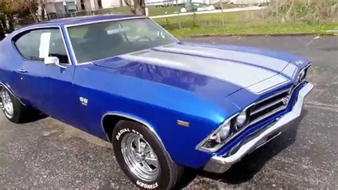 american muscle cars  chevelle ss  sale  speed
