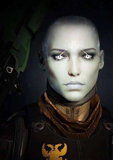 gif gaming  gifs animation human destiny hunter ps
