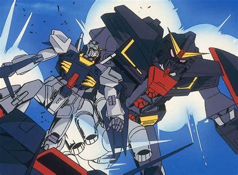 Mobile Suit Gundam Z by Mobile Suit Zeta Gundam Part 1 Review Anime Uk News