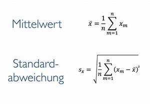 Mittelwert Berechnen Statistik : statistik forschungsmethoden ~ Themetempest.com Abrechnung