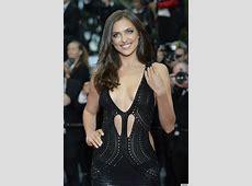 Irina Shayk Cannes Dress Puts Model's Assets On Display
