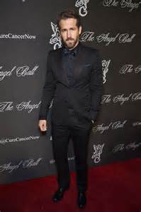 Ryan Reynolds is Dapper in Gucci for Angel Ball 2014 | The ...