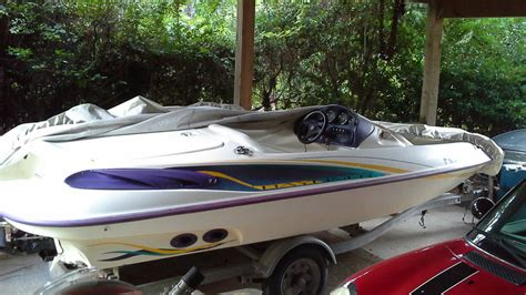 Jet Boat Jazz by Bayliner Jazz Jetboat With Trailer 1996 For Sale For