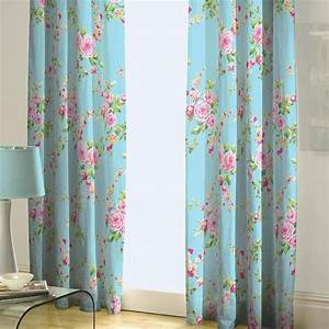 Light blue patterned curtains grcominfo for Light blue patterned curtains