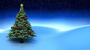 Animated Christmas Tree Wallpaper.