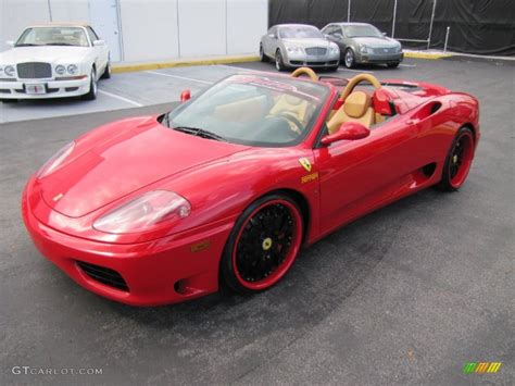 Never imagined it would have consumed so much time!!! 2004 Ferrari 360 Spider F1 Custom Wheels Photo #77733117 | GTCarLot.com