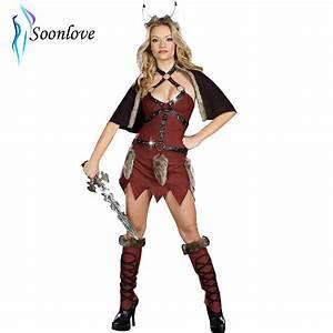 Popular Viking Women Costume