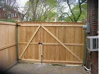fence gate design Wooden Privacy Gates | wooden fence gate designs | yard in 2019 | Wood fence gates, Wooden fence ...