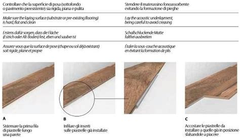 piastrelle posa a secco pavimenti con posa a secco