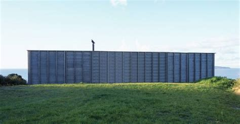 Container-like Bach In Coromandel : Amazing Spaces Checks Out The Best Kiwi Bach On The