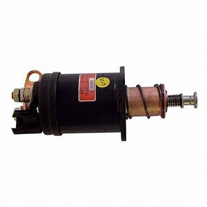 1100-0202  New Holland Solenoid Fits D4nn11000br
