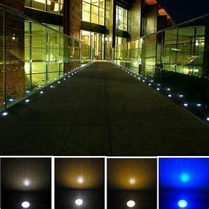 Led In Decke : fvtled 12v led deck lighting kit stainless steel waterproof outdoor landscape garden yard step ~ Markanthonyermac.com Haus und Dekorationen