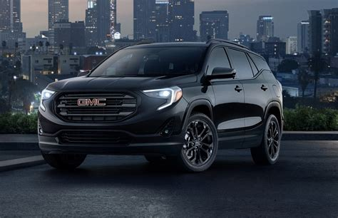 Gmc Terrain Gets Updated Package Options, Safety Features