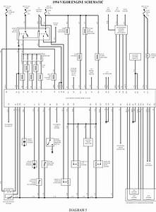 Wiringdiagrams  Engine Schematic Wiring Diagram For 1994 Acura Vigor