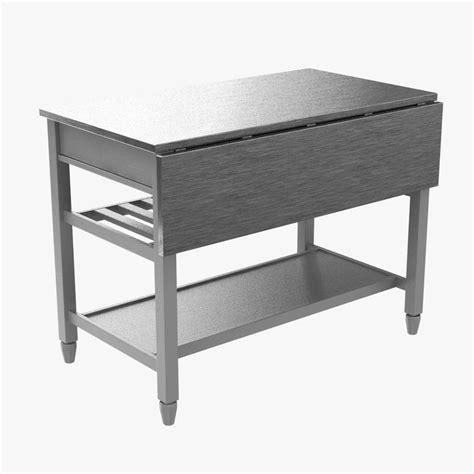 Kitchen island crate barrel 3D model   TurboSquid 1237312
