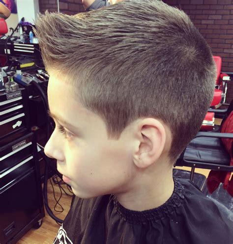 stylish boys haircut ethandempsey pnwstyle javisfades