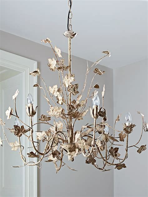 Unique Kitchen Chandeliers by Antique White Leaves Chandelier 27 Rmf Furniture