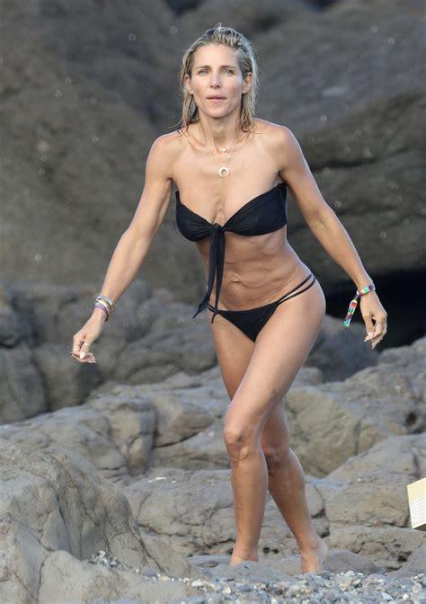 elsa pataky  bikini   beach  byron bay