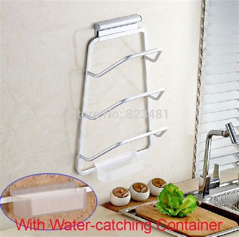 wall mounted kitchen storage rack aluminium kitchen organizer wall mounted kitchen rack for 8880