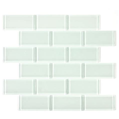 ivory glass subway tile 84 best images about cream ivory glass tile on pinterest
