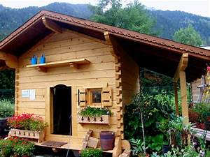 Cabanon En Bois : le cabanon de jardin en 46 photos choisir son style ~ Mglfilm.com Idées de Décoration