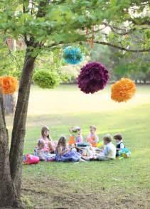 Kids Picnic Party Ideas