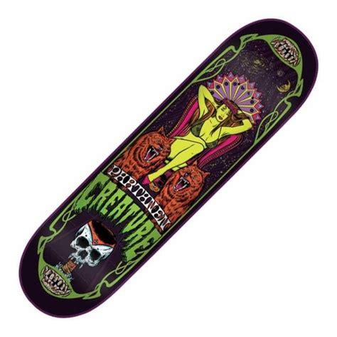 creature skateboard decks uk creature skateboards partanen hesh trippers skateboard